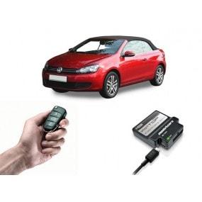 SmartTOP pour Volkswagen Golf VI, module d'ouverture/fermeture de toit à distance