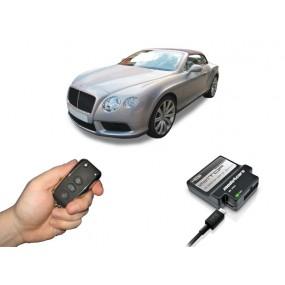 SmartTOP pour Bentley Continental GTC, module d'ouverture/fermeture de toit à distance