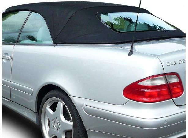 Capote auto Mercedes CLK cabriolet type A208 en Alpaga Sonnenland A5
