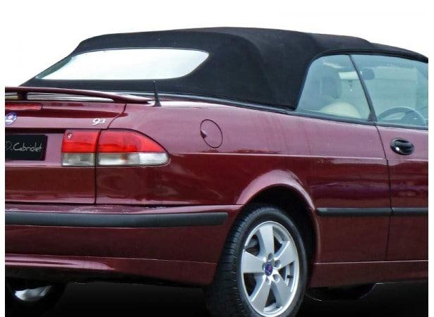 Capote auto Saab 9.3 cabriolet en Alpaga Sonnenland A5