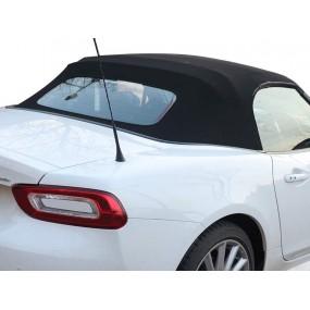 Capote Fiat 124 Spider CS4 cabriolet en Alpaga Stayfast®