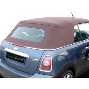 Capote Bmw Mini R57 cabriolet en Alpaga Twillfast®