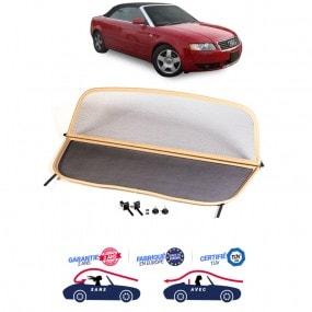 Windschott, filet saute-vent beige, Audi A4 cabriolet (B6/B7) 2003-2009