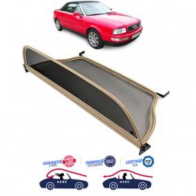 Windschott, filet saute-vent beige, Audi 80 cabriolet