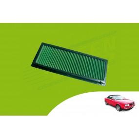 Filtre à air hautes performances GREEN Audi 80 cabriolet