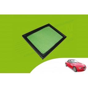 Filtre à air hautes performances GREEN cabriolet BMW Z3