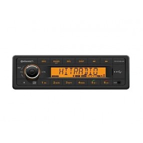 Autoradio CONTINENTAL USB - Bluetooth - Kit mains libres