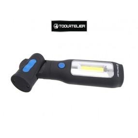 Lampe-torche à LED magnétique - ToolAtelier