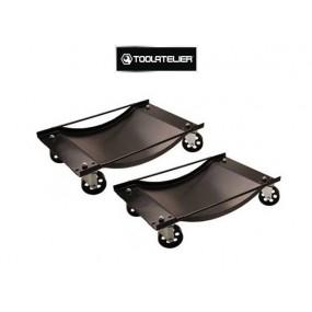 Chariots de déplacement pour automobile - ToolAtelier