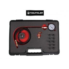 Coffret testeur de pression d'huile - ToolAtelier®