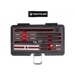 Coffret d'extracteurs de roulements à billes - ToolAtelier®