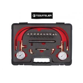 Coffret testeur de pressions du circuit de freinage - ToolAtelier®