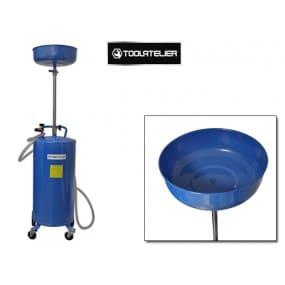 Récupérateur huile d'une contenance de 70 litres - ToolAtelier®