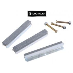 Pierres de remplacement pour rodage des cylindres (grain n° 280) - ToolAtelier