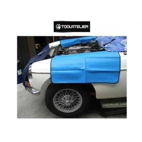 Tapis de protection d'aile antidérapante magnétique - ToolAtelier®