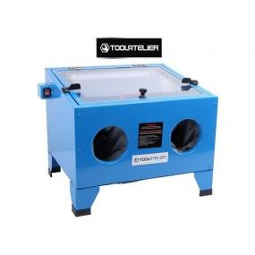 Cabine de sablage professionnelle compacte - ToolAtelier®