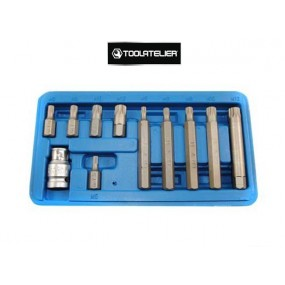"Coffret d'embouts 12 pans XZN types ""M"" - ToolAtelier®"