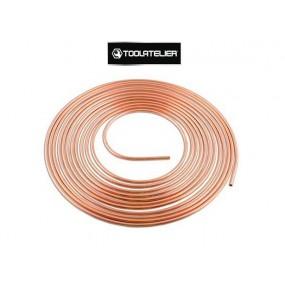 Tuyau rigide de cuivre pour circuit de freinage Ø 4.75 mm - ToolAtelier®