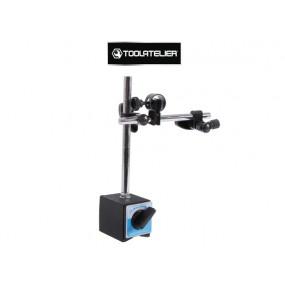 Support avec base magnétique pour comparateur - ToolAtelier®