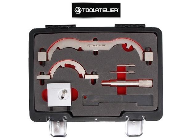 Coffret d'outils de calage pour Opel 1.0 / 1.2 / 1.4 Turbo - ToolAtelier®