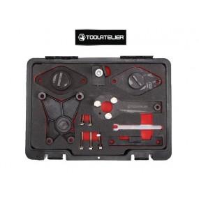 Coffret d'outils de calage pour Fiat 1.2 et 1.4 8V - ToolAtelier®