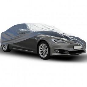 Bache protection sur-mesure Tesla Model S Softbond - utilisation mixte