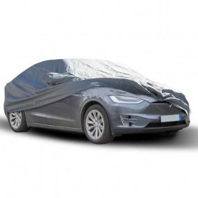 Bache protection sur-mesure Tesla Model X Softbond - utilisation mixte