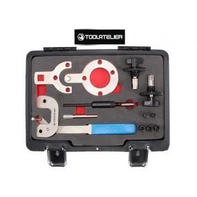 Coffret d'outils de calage pour Fiat 1.3 JTD Multi - Jet Diesel - ToolAtelier®