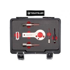 Coffret d'outils de calage pour Opel et Saab 1.9 CDTi - ToolAtelier®