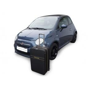 Trolley de coffre arrière pour Fiat 500 Cabrio