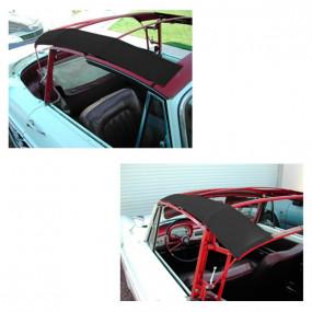 Sangles arceaux de capote Renault Floride et Caravelle