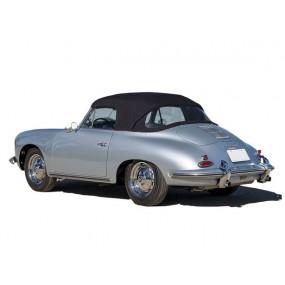 Capote Porsche 356 cabriolet en Alpaga Twillfast® 1960 à 1965
