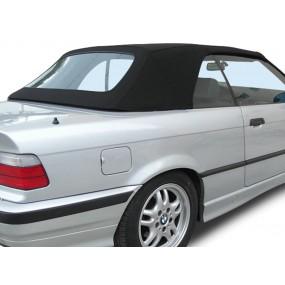 Capote E36 cabriolet Bmw en Alpaga Stayfast® sans poches latérales