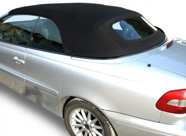 Capote auto Volvo C70 cabriolet en Alpaga Twillfast II TW2