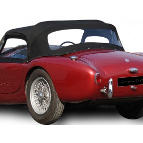 Capote AC Cobra cabriolet en Alpaga Sun-Fast®