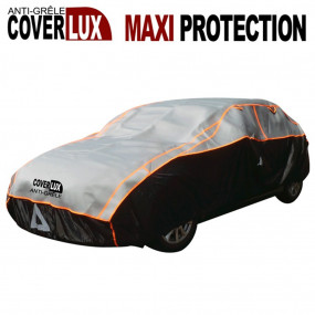 Bâche Anti-Grêle Maxi Protection Aston Martin DB2, DB2/4 cabriolet Coverlux en mousse EVA