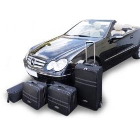 Bagagerie pour cabriolet Mercedes CLK A209