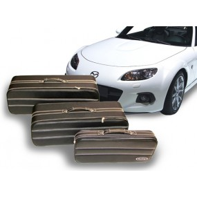 Bagagerie pour cabriolet Mazda MX5 NC