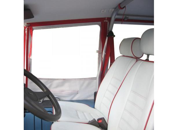 Coiffes de sièges avants pour MINI MOKE Portugaise, Australienne, Cagiva