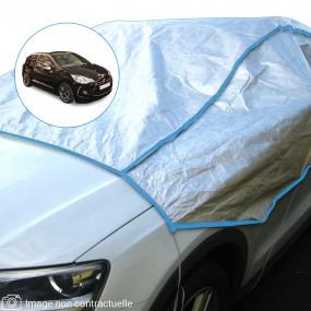 Demi-housse mixte en Citroen DS3 cabriolet