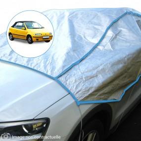 Demi-housse mixte en Tyvek Fiat Punto cabriolet