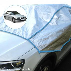 Demi-housse mixte en Tyvek BMW Série 3 - E36 cabriolet