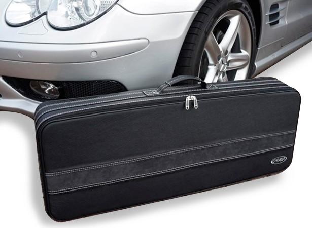 Housse de siège klimatisierend NOIR POUR Mercedes SL-classe r230 roadster cabriolet