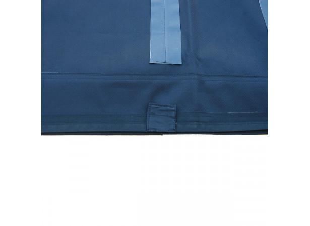 Capotes auto BMW 1600/2002 cabriolet en Alpaga Sonnenland avec lunette arriere en PVC