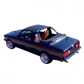 Recouvrement Targa et haut de pare brise BMW Baur E21 cabriolet en Alpaga Twillfast