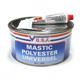Mastic polyester carrosserie - 2Kg