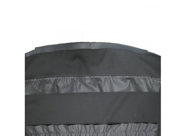 Capotes auto Bmw E36 cabriolet en Alpaga Twillfast II avec lunette arriere en PVC sans poches laterales