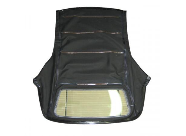 Capotes auto OEM Bmw E46 cabriolet en Alpaga Twillfast avec lunette arriere en verre avec dégivrage