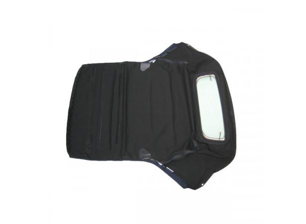Capotes auto Bmw Mini Cooper cabriolet en Alpaga Twillfast II avec lunette verre dégivrante