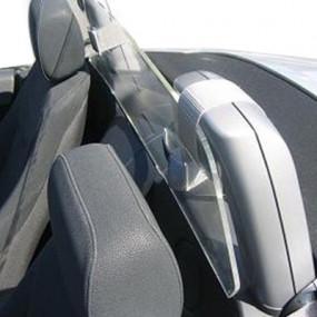 Filet coupe vent anti remous windschott windstop plexiglass pour les bmw z4 cabriolet - Couper du plexiglas ...